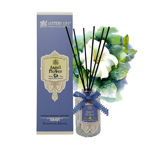 AUSTERE LIFE Vintage Aromatic Reed Diffuser - Angel Flower  160ml