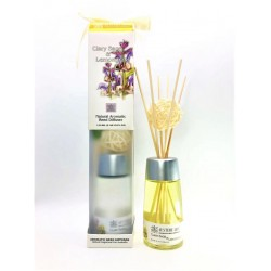 AUSTERE LIFE Aromatic Reed Diffuser - Clary Sage & Lemongrass 150ml