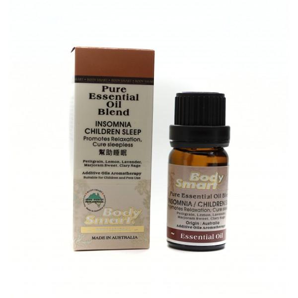 Body Smart – Help sleep Pure Essential Oil Blend    10ml