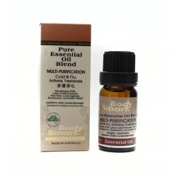 Body Smart – Mutipurification Pure Essential Oil Blend    10ml