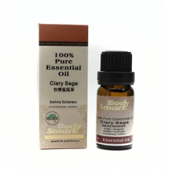 Body Smart – Clary Sage     10ml