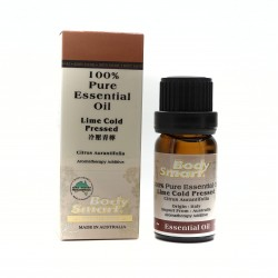 Body Smart – Lime Cold Pressed         10ml