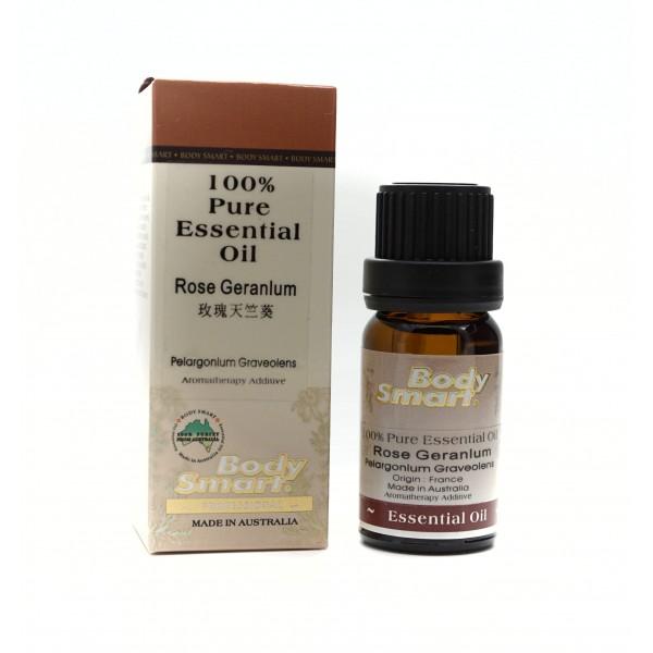 Body Smart – Rose Geranium        10ml