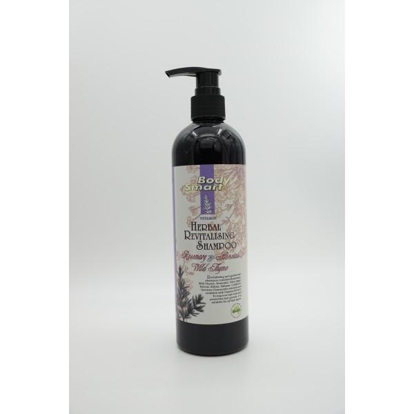 Body Smart – Herbal Revitalising Shampoo     360ml