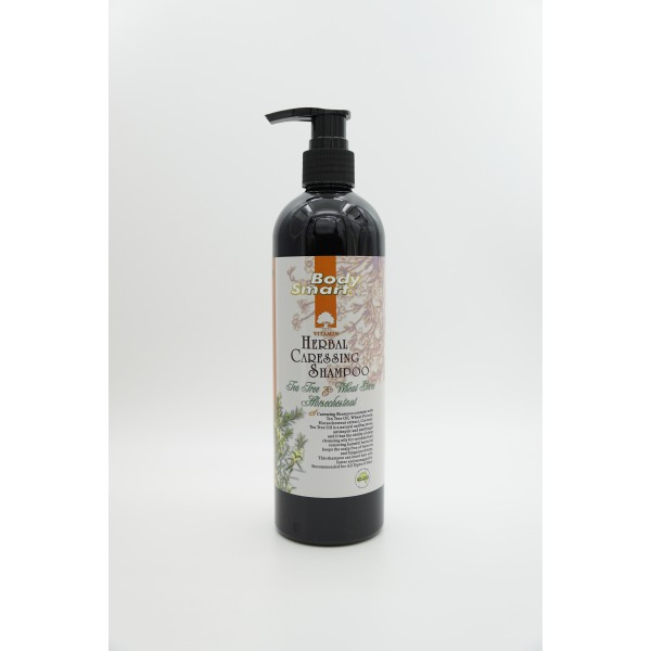 Body Smart –Herbal Caressing Shampoo       360ml