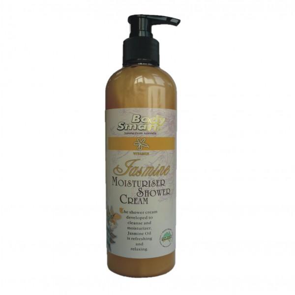Body Smart – Jasmine Moisturiser Shower Cream      360ml