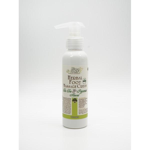 Body Smart – Herbal Foot Massage Cream      100ml