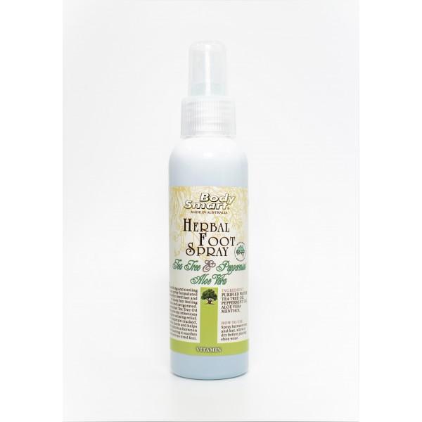 Body Smart – Herbal Foot Spray           100ml
