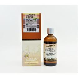 Body Smart – Almond Sweet Virgin Oil  ( Prunus Amygdalis Dulcis – Cold Pressed )     100ml