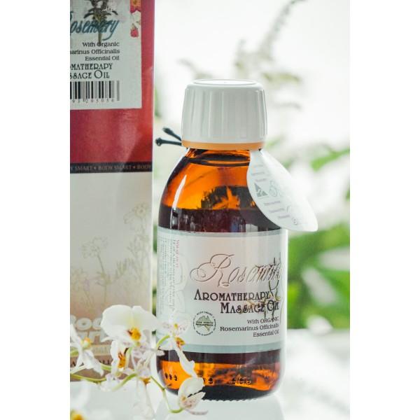Body Smart – Rosemary Massage Oil    125 ml