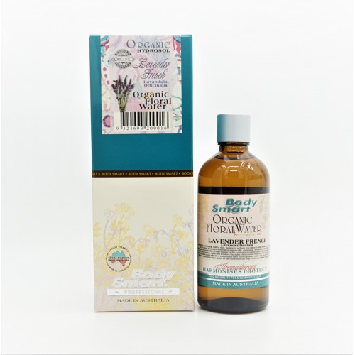 Body Smart – Tea Tree Organic Floral Water/Hydrosol - Suitable for oily, acne, sensitivity dermatitis and eczema skin     100 ml