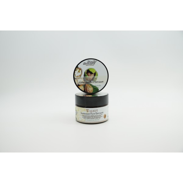 Body Smart – Australian Walnuts Core Scrub-All Skin     50g
