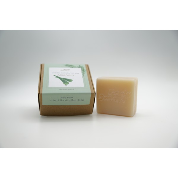 Body Smart - Natural Handcrafted Soap - Aloe Soap